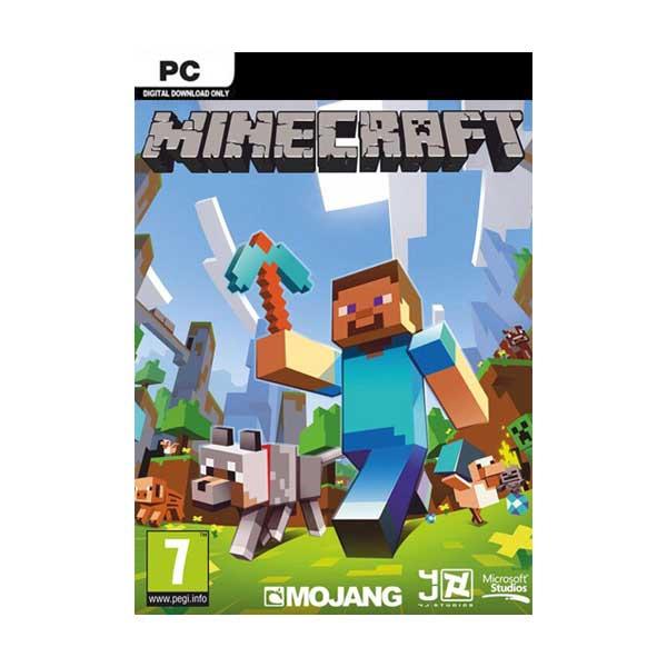 Bản Quyền Minecraft Java Edition PC