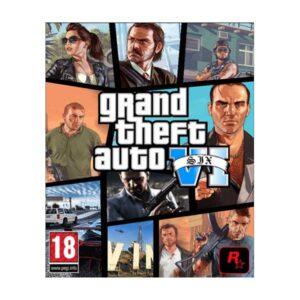 Bản Quyền Game Grand Theft Auto 6 GTA 6